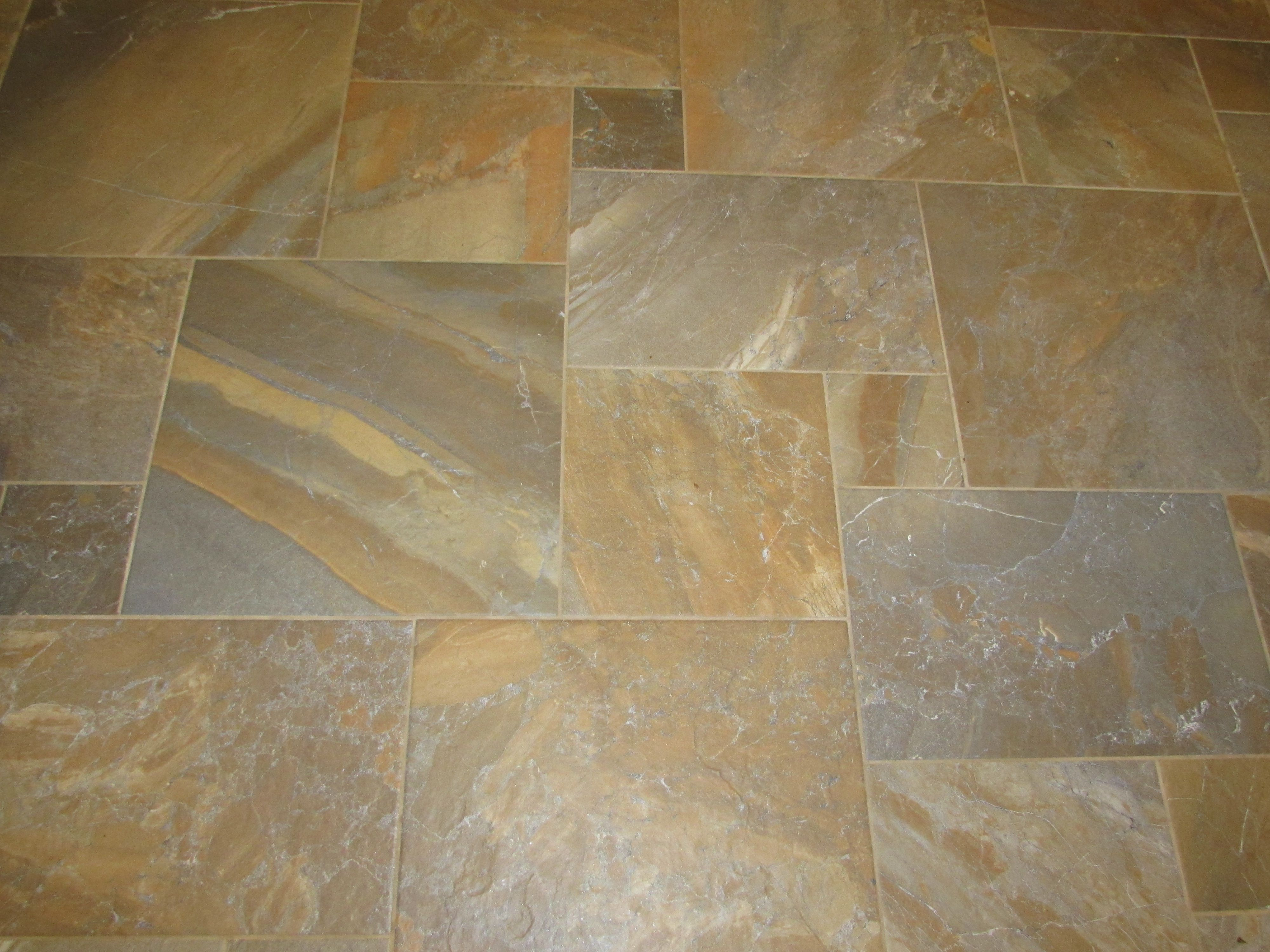 New Floor Tile Daltile Ayers Rock Rustic Remnant from Home Depot