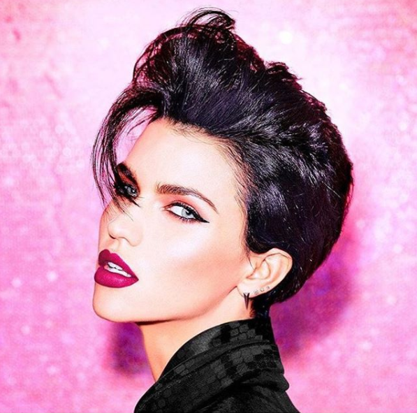 Ruby Rose's hair and makeup is PERFECT. Here are some of Ruby Rose's best beauty looks to inspire you.
