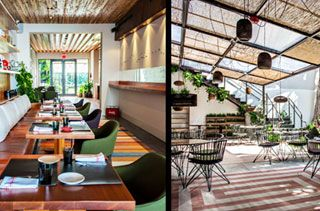 Klima Restaurant And Bar South Beach S New Mediterranean Stunner Miami Mia