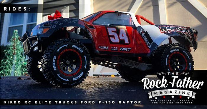 Review: Nikko RC Elite Trucks Ford F-150 Raptor Vehicle ...