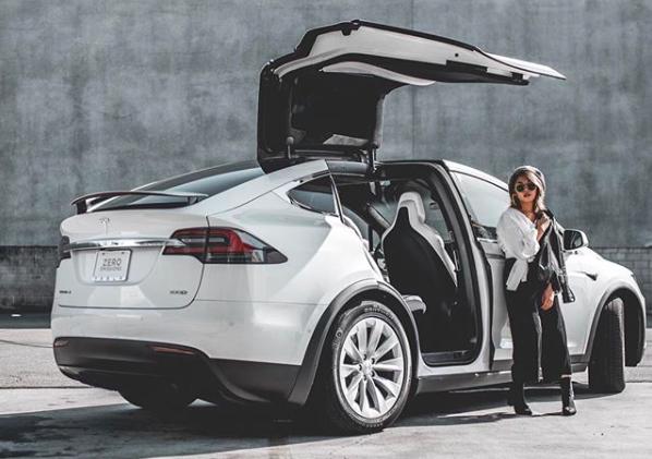 TESLA X 2019 | CARS+TRUCKS+TRAINS | Tesla model x, Ford