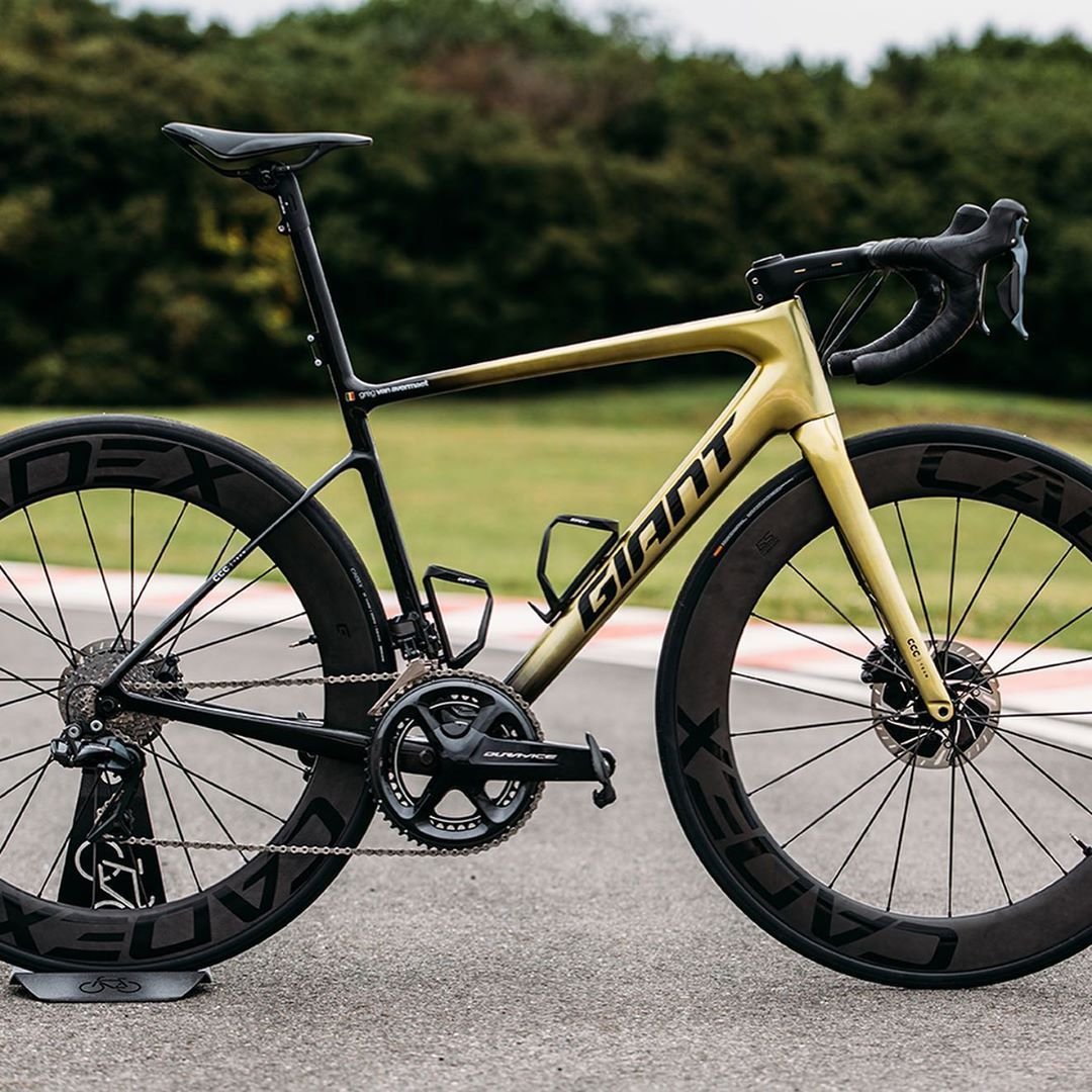Giant Defy Advanced Pro Gva Limited Edition Equipped With Cadex