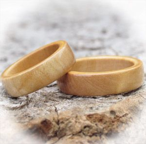 Wooden rings willow ring wood ring 9th wedding anniversary gifts ...
