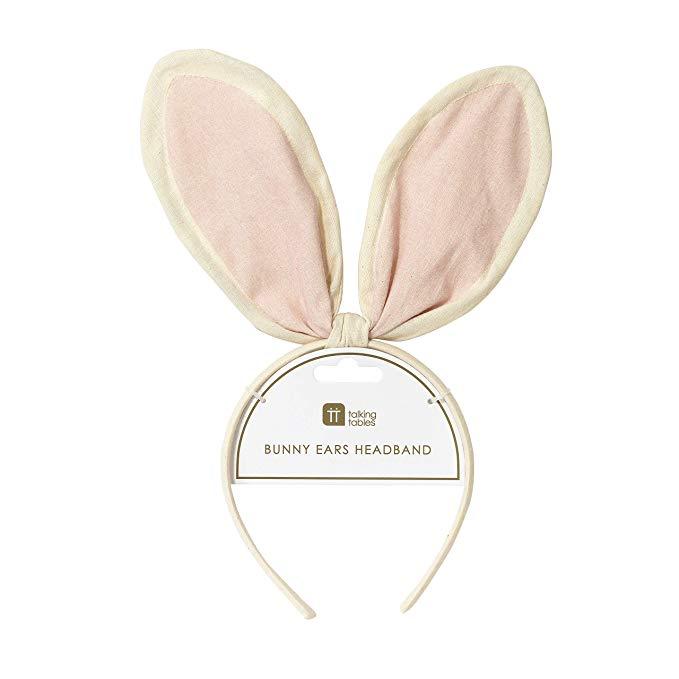 Amazon Com Talking Tables Tsbunny Bunnyears Truly Bunny Ears Headband One Multicolour Kitchen Di Bunny Ears Headband Easter Bunny Ears Headband Bunny Ear