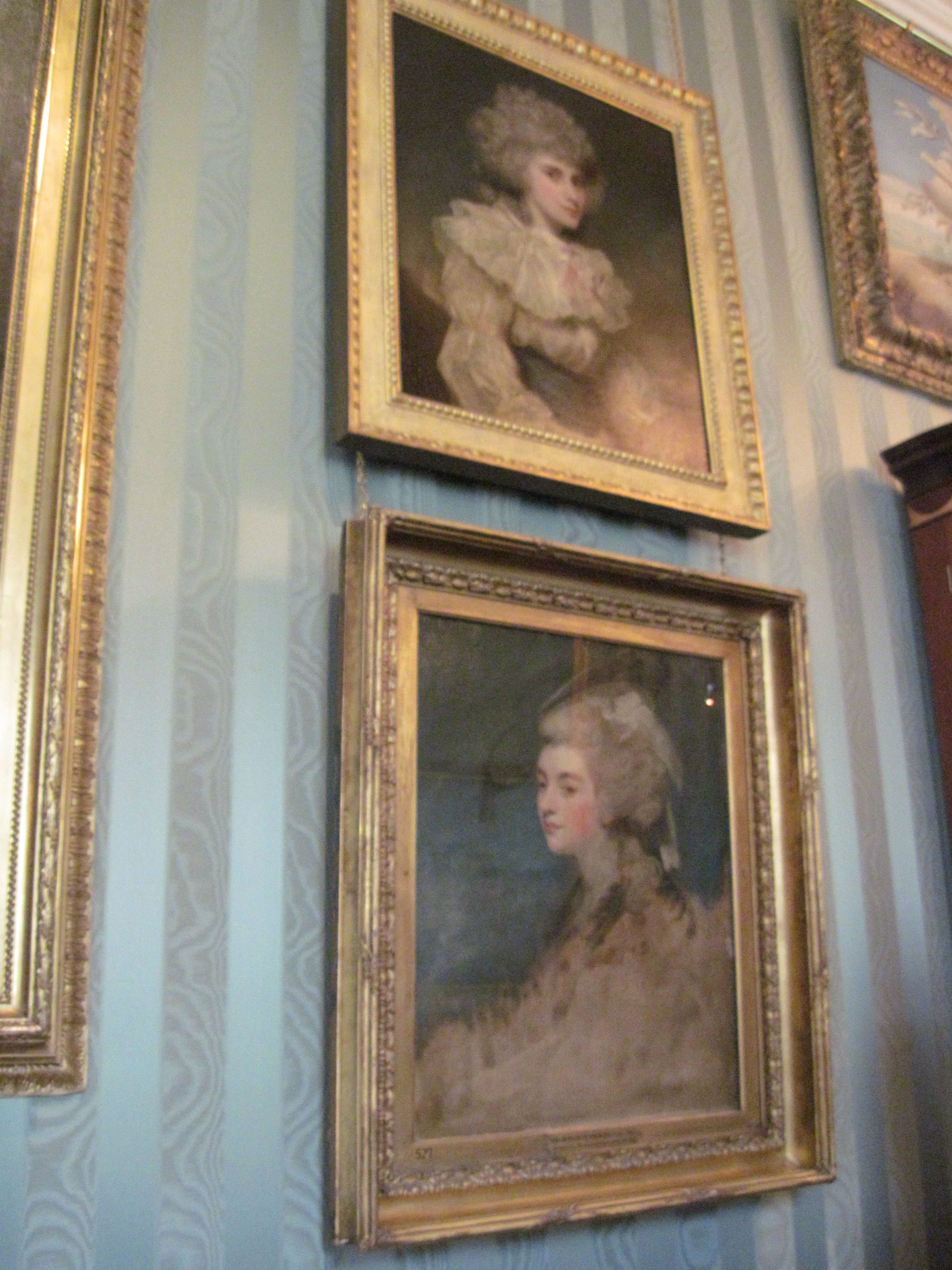 Chatsworth House History: Chatsworth House. A Wife And A Mistress. History Always