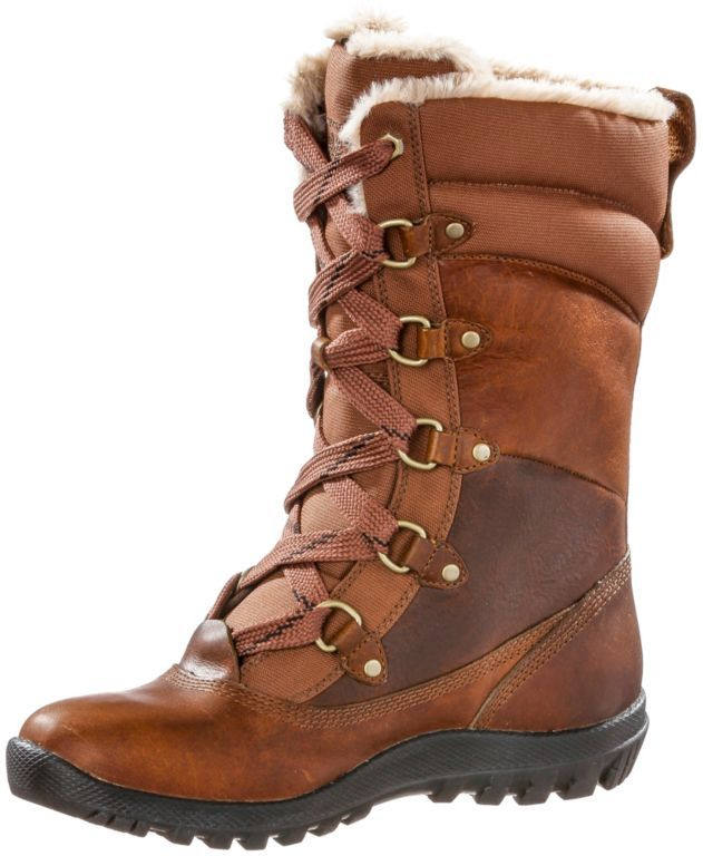 TIMBERLAND #Authentics #Teddy #Winterschuhe #Damen #braun