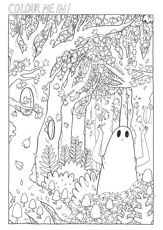 Thesadghostclub Mandala Coloring Pages Printable Art Therapy Coloring Books