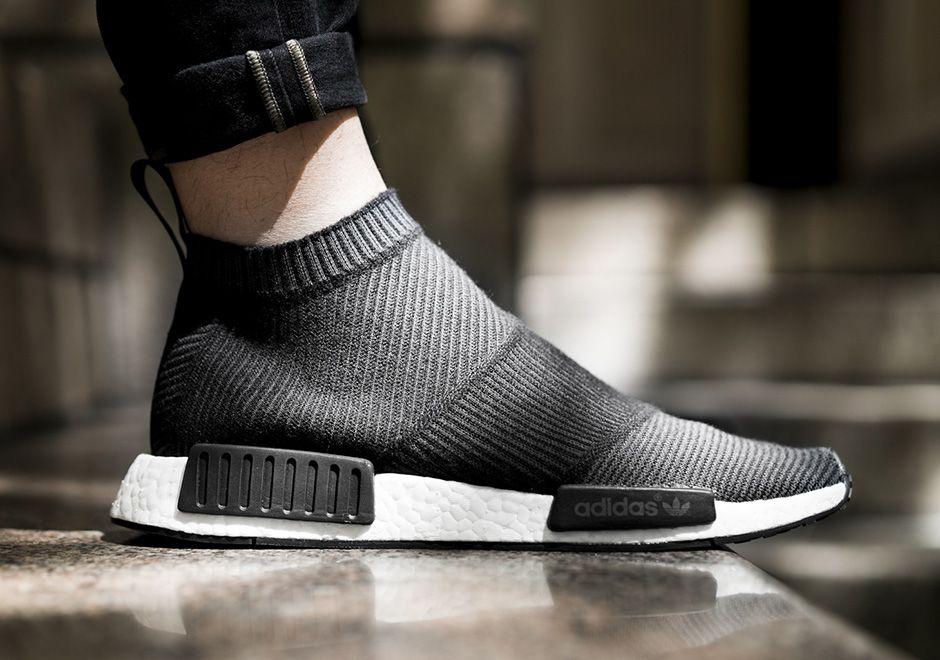 adidas NMD City Sock Core Black Winter Wool | STYL3Z Guide