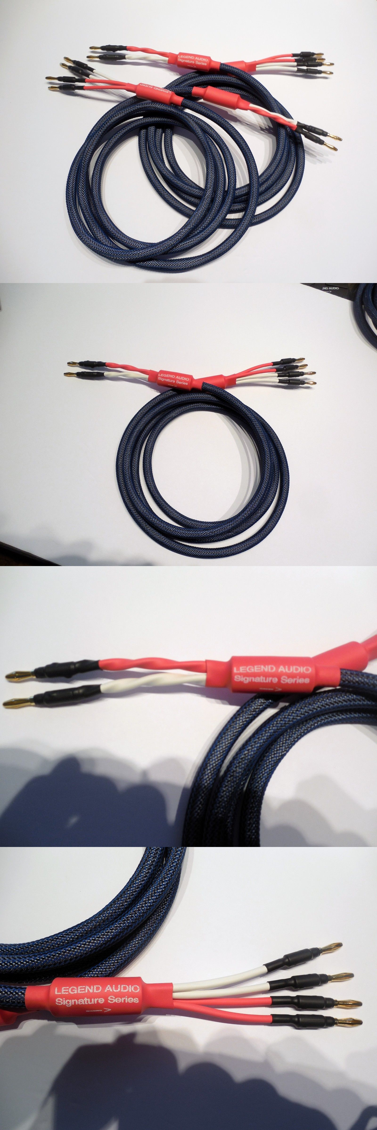 Audio Cables and Interconnects: Legend Audio 6Ft. Bi-Wire Speaker ...