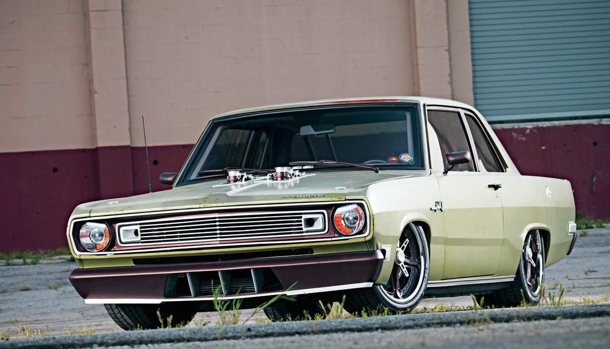 1969 Plymouth Valiant   Pro-Touring Cars & Trucks ...
