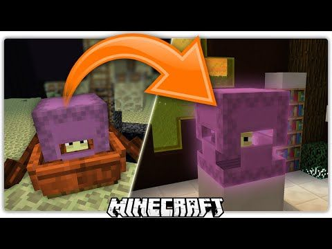 Minecraft How To Get A Shulker Out Of The End Tutorial Survival Mode Minecraft Tutorial