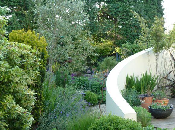 Florus Garden Design Dorset Bournemouth Garden Designers Nice Curved Wall Garden Design Plans Home Garden Design Garden Design