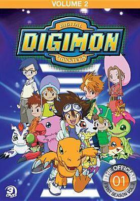 Digimon Adventure 2 Digimon Seasons