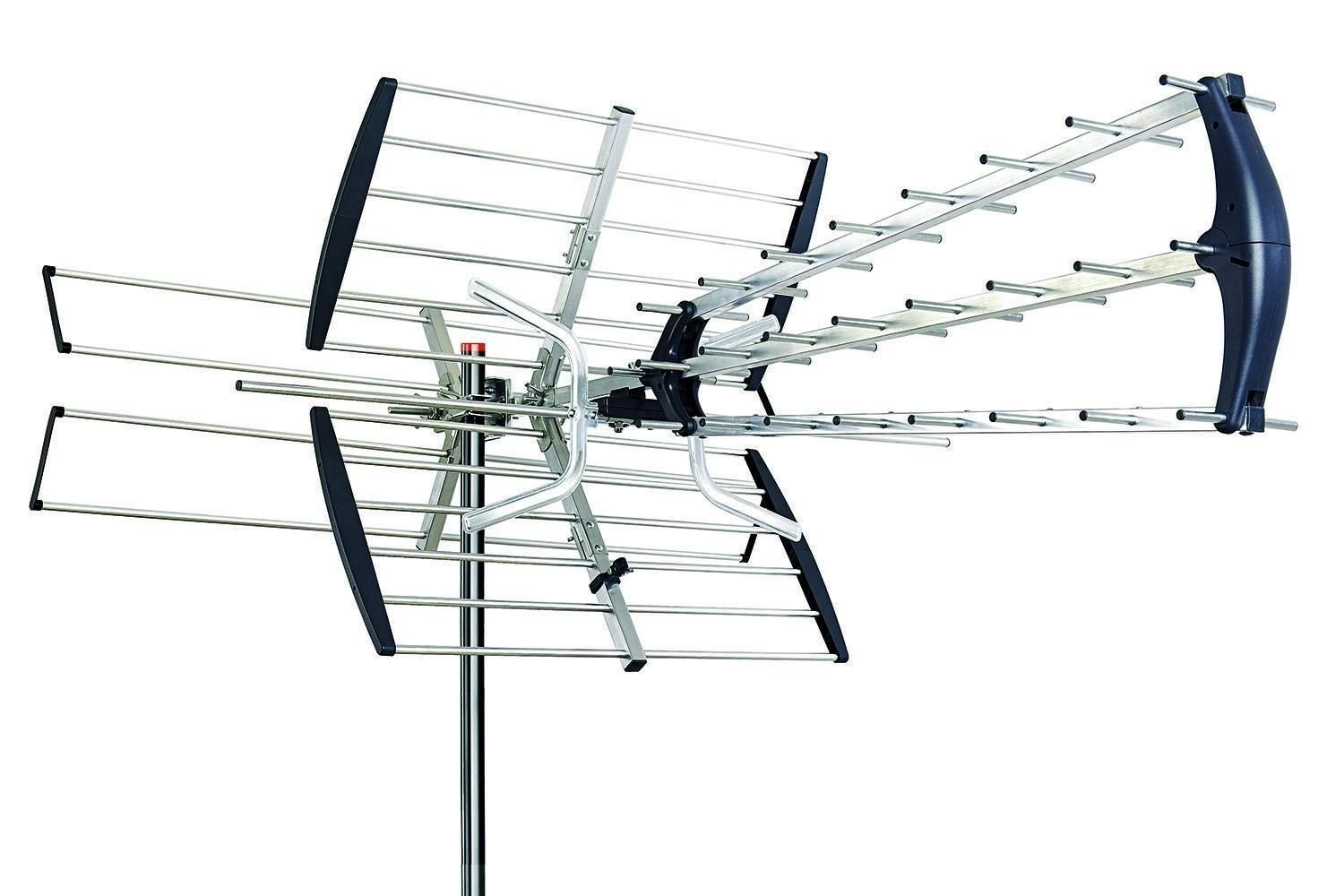 Antenna Powerful Than You Think Esky Hg 997 1080p Hd Ready Directional Hdtv Dtv Amplifier Outdoor Antenna Built Diy Tv Antenna Television Antenna Tv Antenna