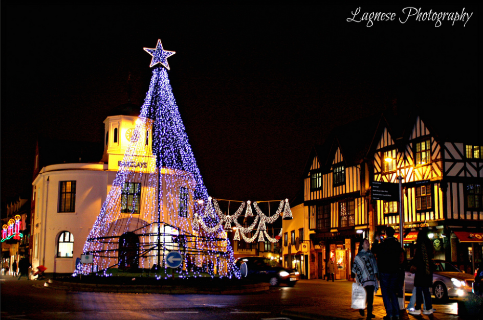 Stratford Upon Avon England London Christmas England Places Ive Been