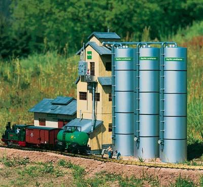 Black Forest Hobby Supply Co | Coop Silo PK-62036 | Piko | G Scale