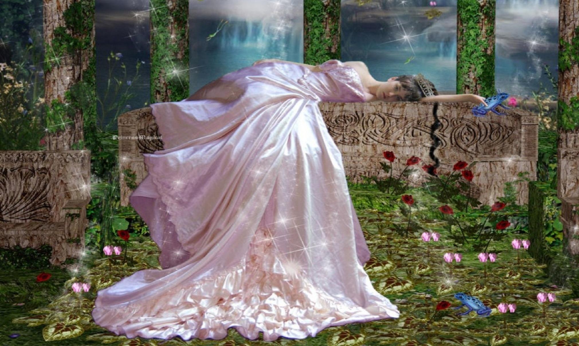 Sleeping Beauty >> HD Wallpaper, Get It Now!