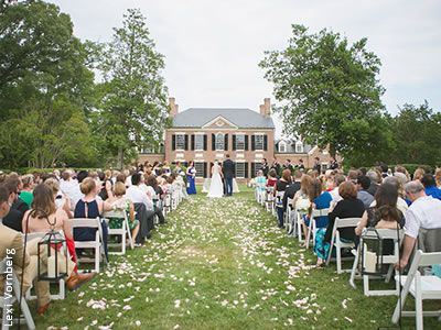 Woodlawn And Pope Leighey House Alexandria Virginia Wedding Venues 1