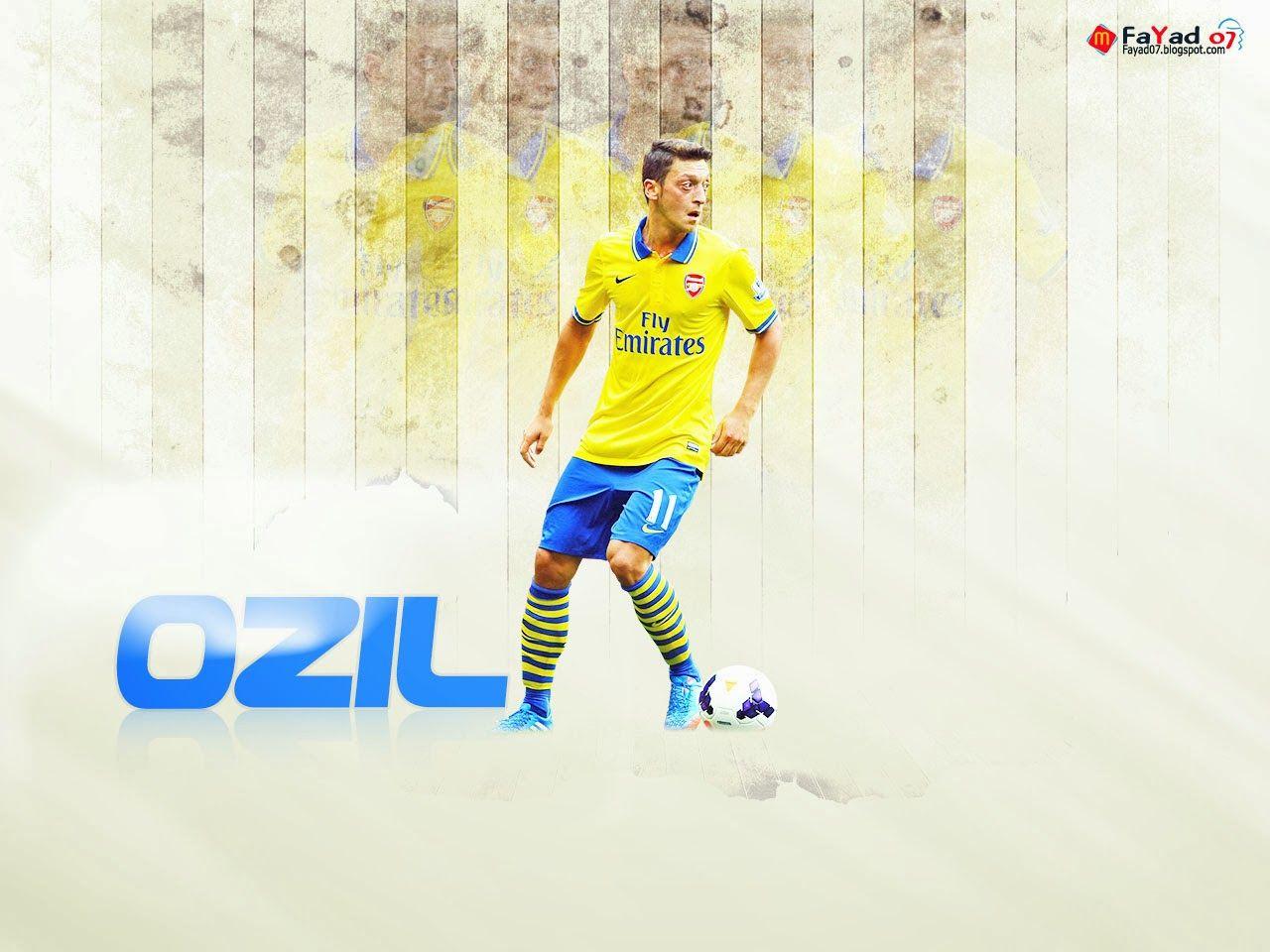 Mesut Ozil 2014 Wallpaper