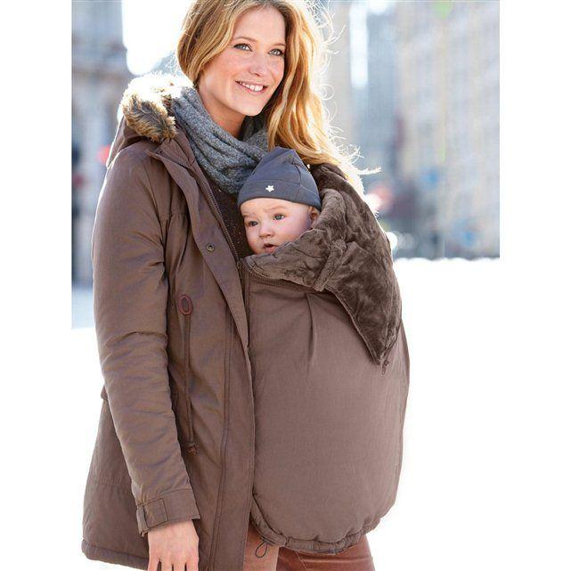 3 in 1 parka fur schwangerschaft und stillzeit