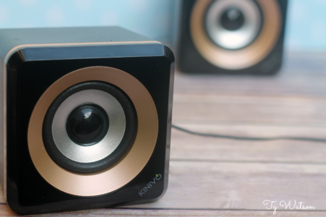 Kinivo M2 Bluetooth 2.1 Speaker System