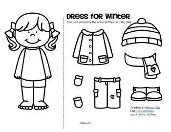 Winter Clothes Dress Boy And Girl Free January Efgh