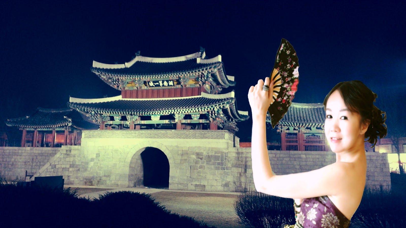 #Pungnammun #Jeonju #fusionhanbok #hanbok #Korea #전주 #풍남문  #퓨전한복