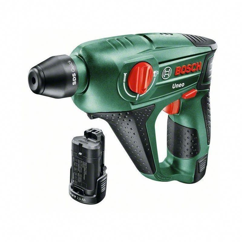 Bosch Perforateur Sans Fil Uneo Al 1115 Cv Bosch Heimwerker Perceuse Perforateur Burineur Perforateur