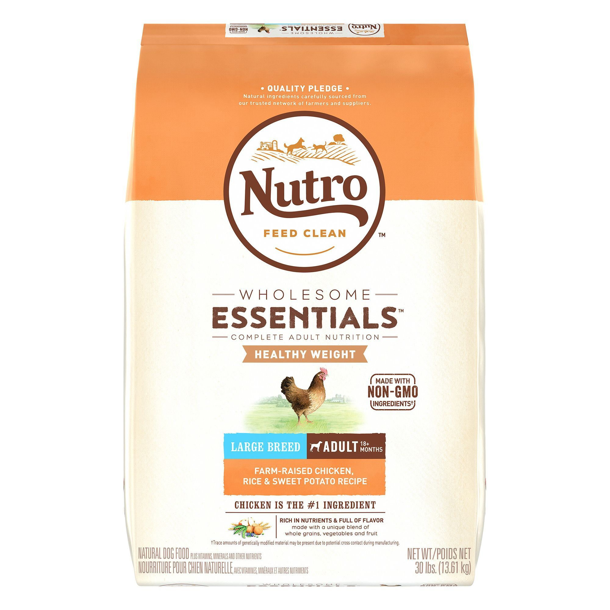 Nutro Wholesome Essentials Healthy Weight Large Breed Dog