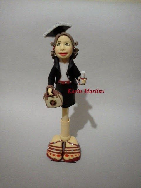 Atelier Karin Martins: Caneta personalizada