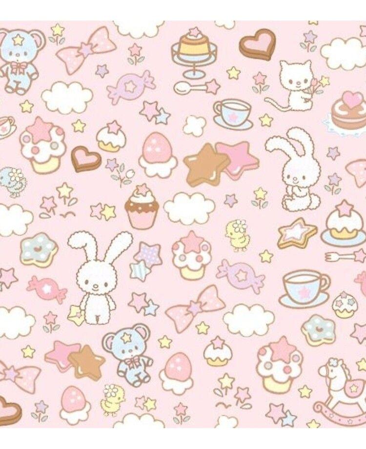 Pastel Kawaii Ipad Case Skin By Arealprincess Cute Wallpapers For Ipad Kawaii Background Cute Wallpapers