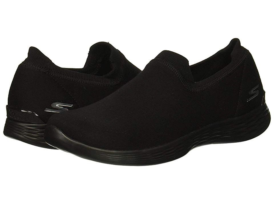 ab63c4302bab6 SKECHERS Performance You Define (Black) Women s Shoes. Walk the city streets  with ease