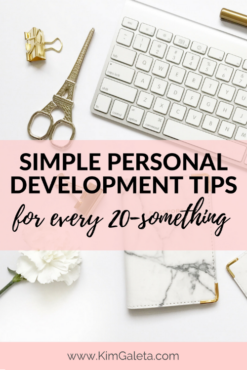 Wow! These tips came at the right time! It can be overwhelming to find your path in life but it's great to her personal development advice from someone who is crushing her goals!