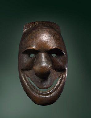 Vanuatu, Penama province, Pentecost Island, Chubwan [mask] 15th–17th centuries (1448–1635 AD)