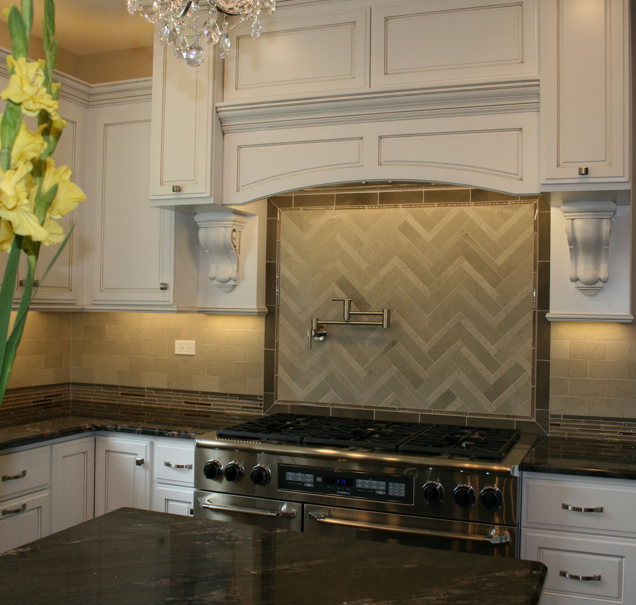 Kitchen Backsplash Neutral: Pin By Great Western Flooring On Great Backsplashes In