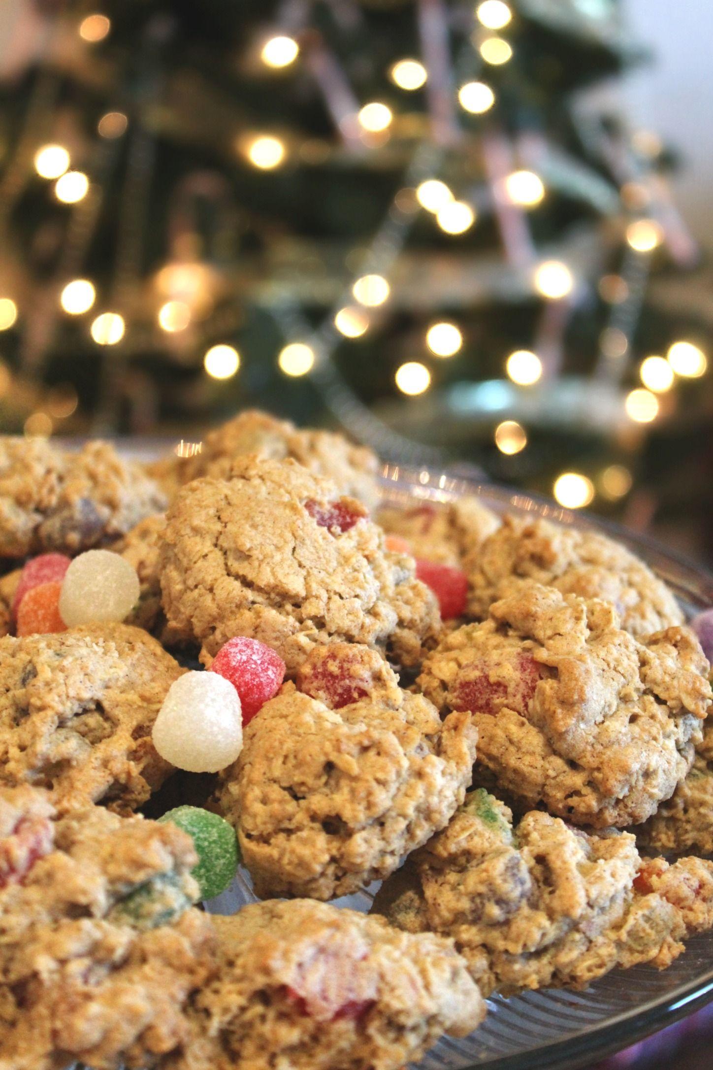 Grandpa\'s Oatmeal Gumdrop Cookies | Xmas Recipes | Pinterest ...