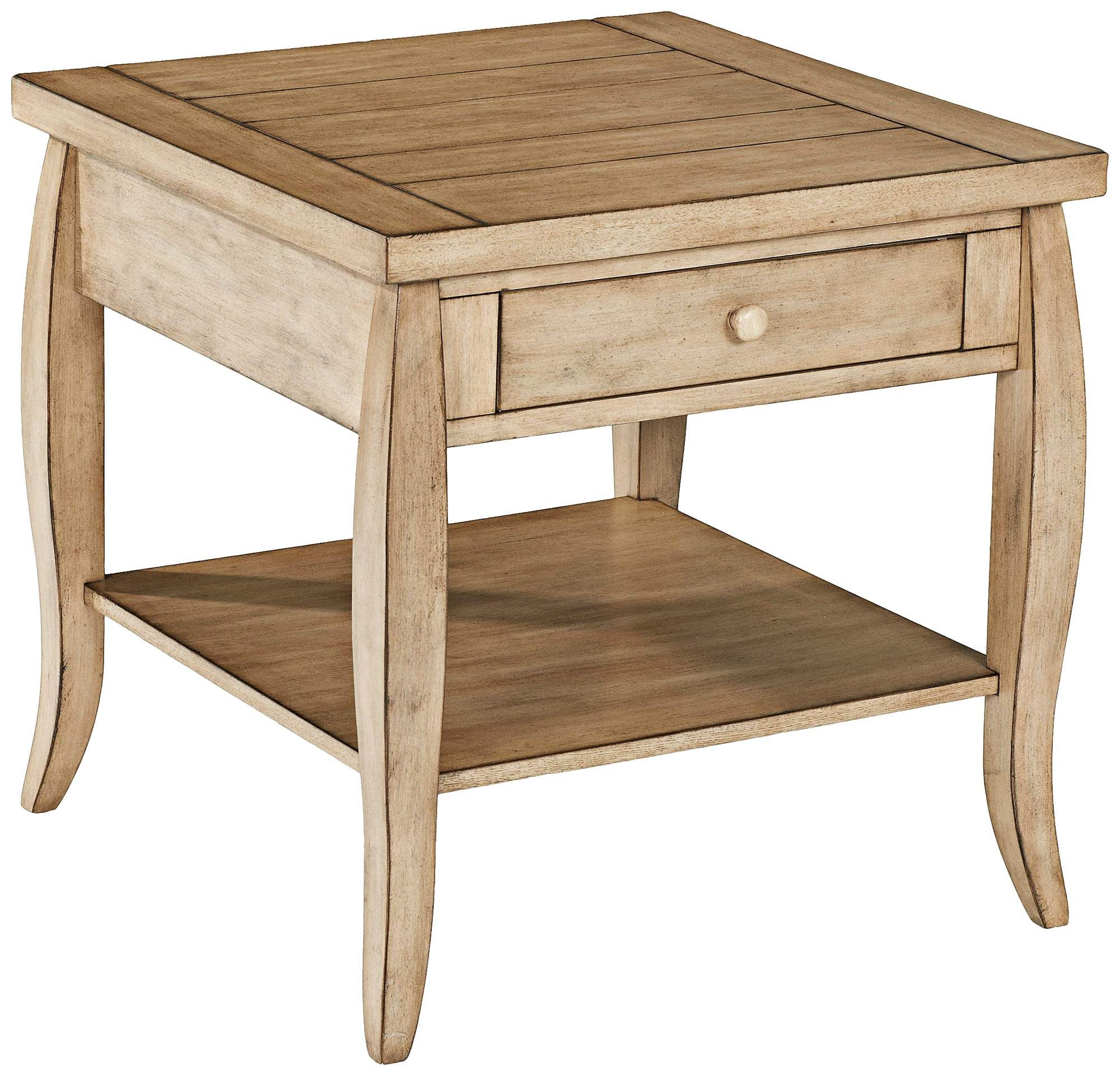 Glen Valley 24 Inch Wide Square End Table By Klaussner In 2020 Klaussner Furniture Furniture End Tables