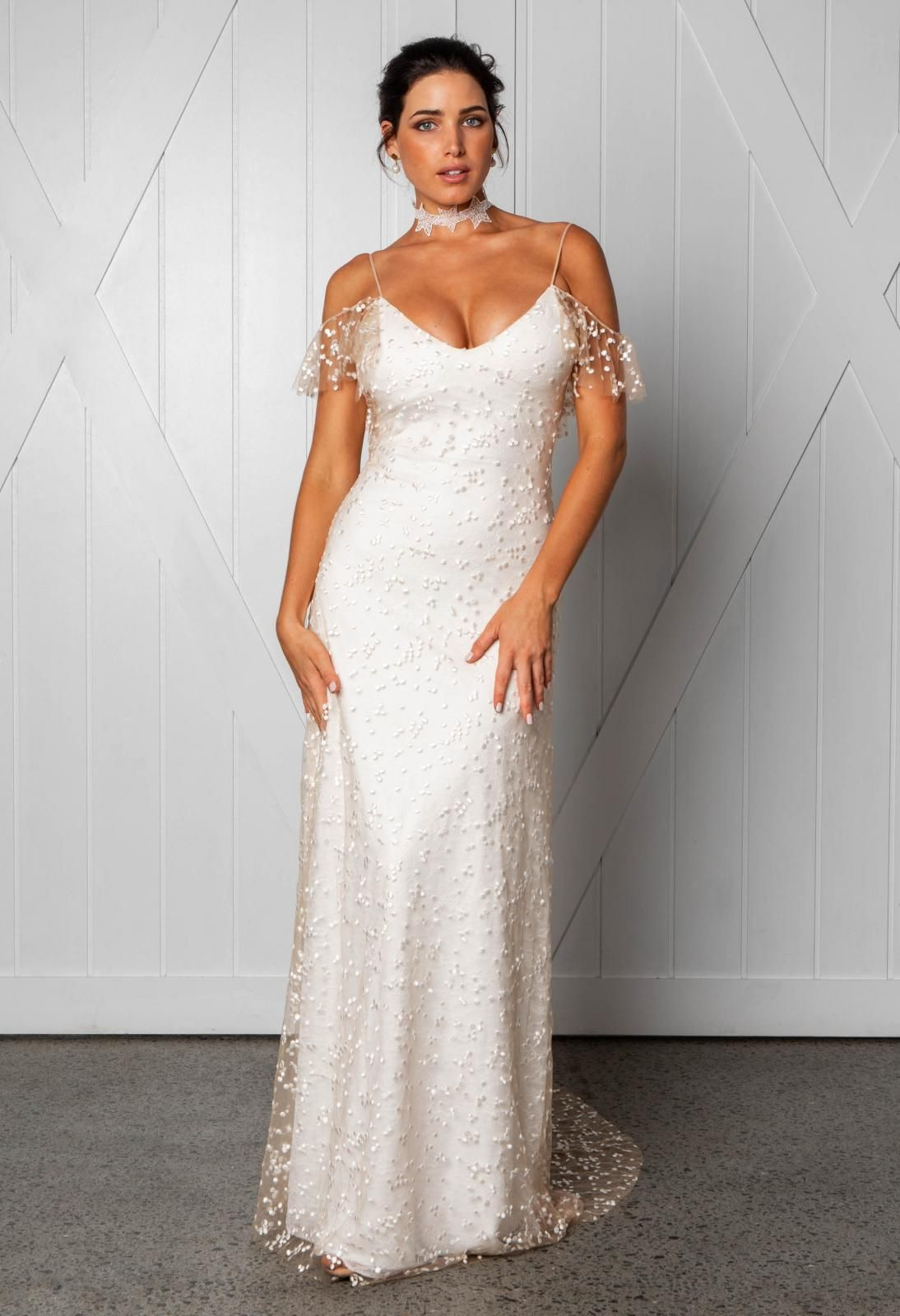 Marloe wedding dress pinterest wedding dress vintage boho