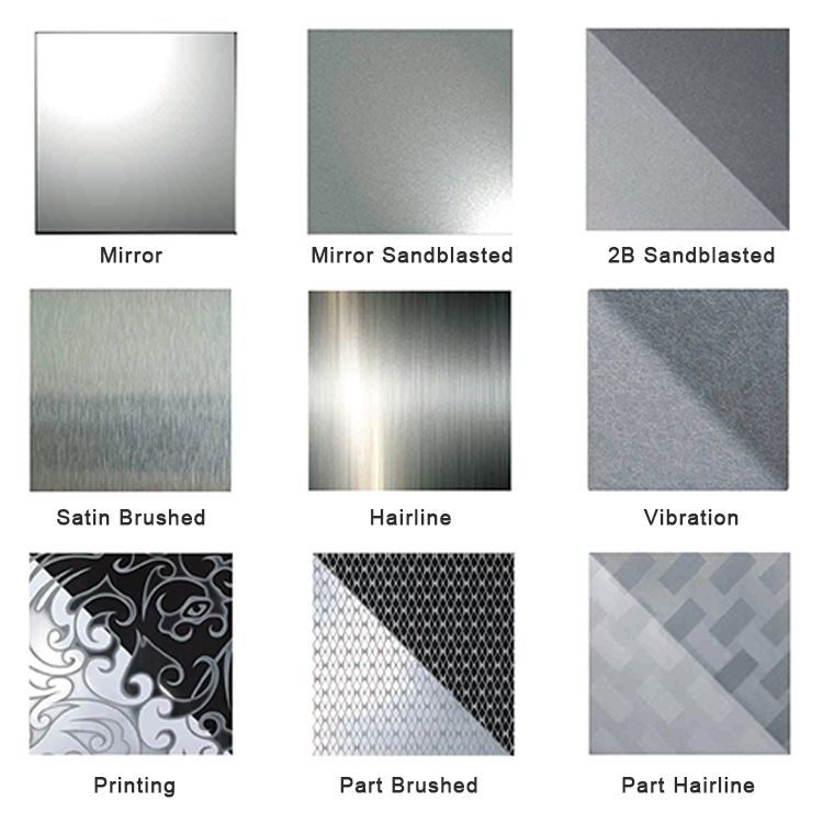 Decorative Stainless Steel Sheet Thickness 0 25 5 0mm Width 600 2000mm Any Need Pls Feel Free To Tell Me Email Service Stainless Steel Sheet Decor Sandblasted