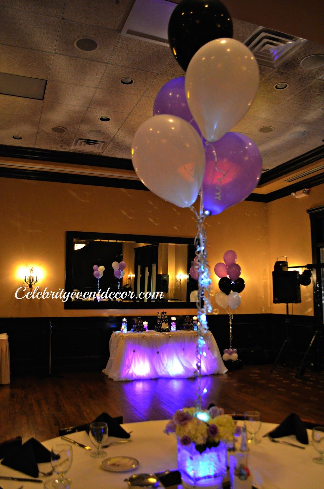Sweet 16 Table Decoration Ideas sweet 16 table decoration idea Find This Pin And More On Birthday Ideas For Girls Sweet 16 Decorations
