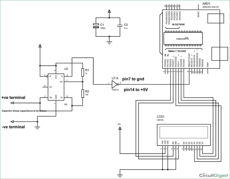 Arduino-Capacitance-Meter   arduino   Pinterest   Arduino and ...