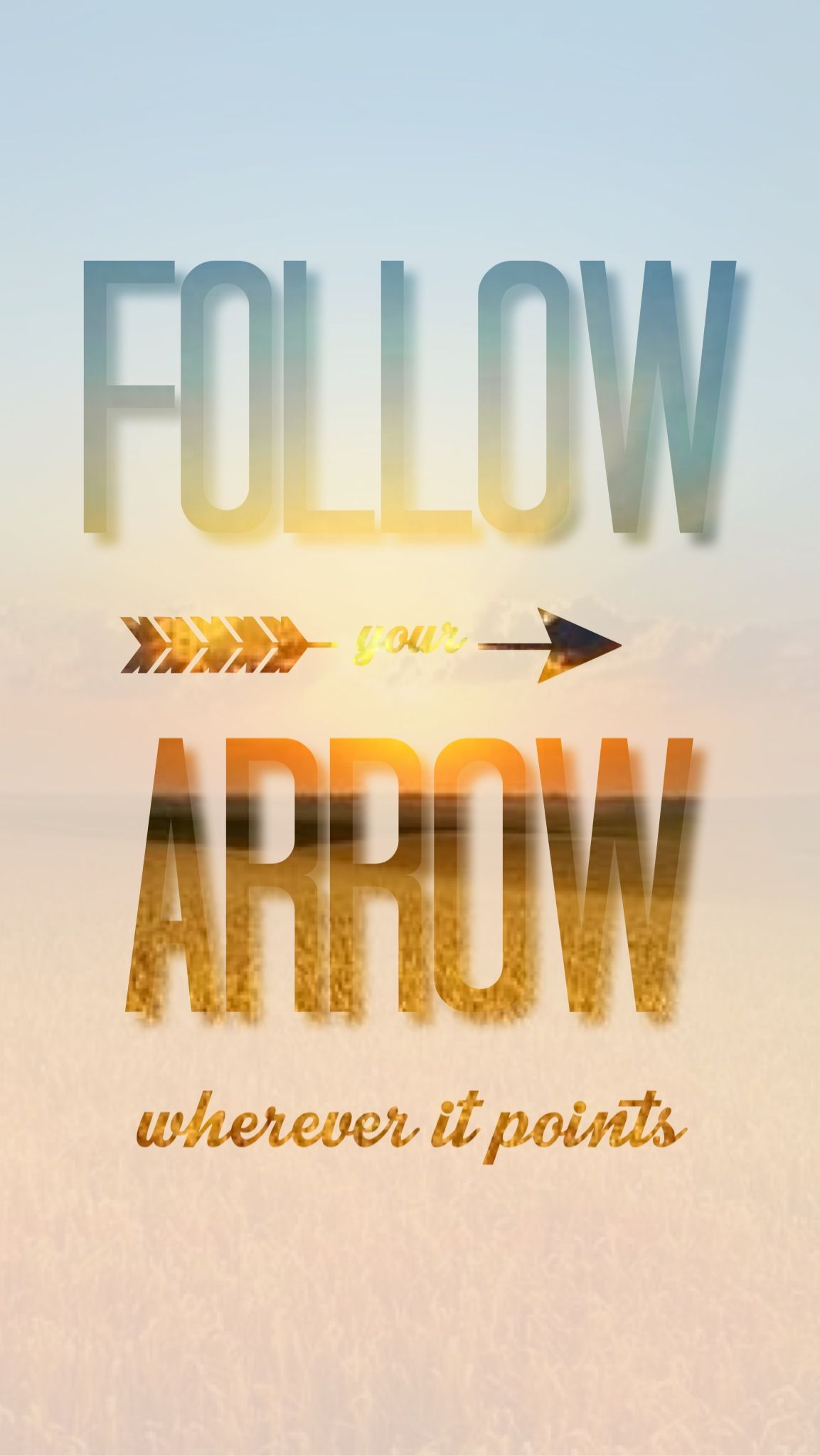 Follow your arrow wherever it points follow your arrow by kacey musgraves lyrics country - Follow wallpaper ...