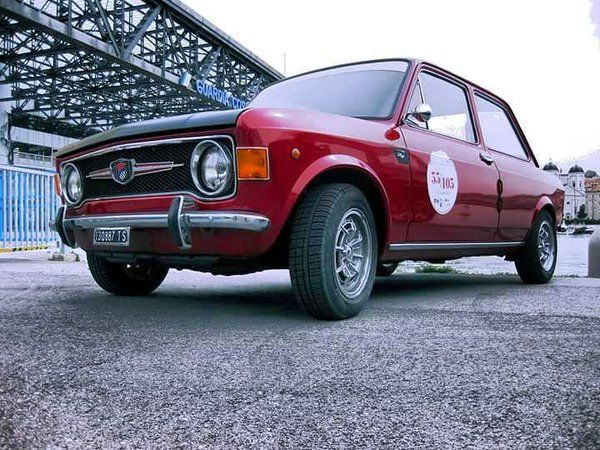 Fiat 128 Giannini Fiat 128 Fiat Fiat 500
