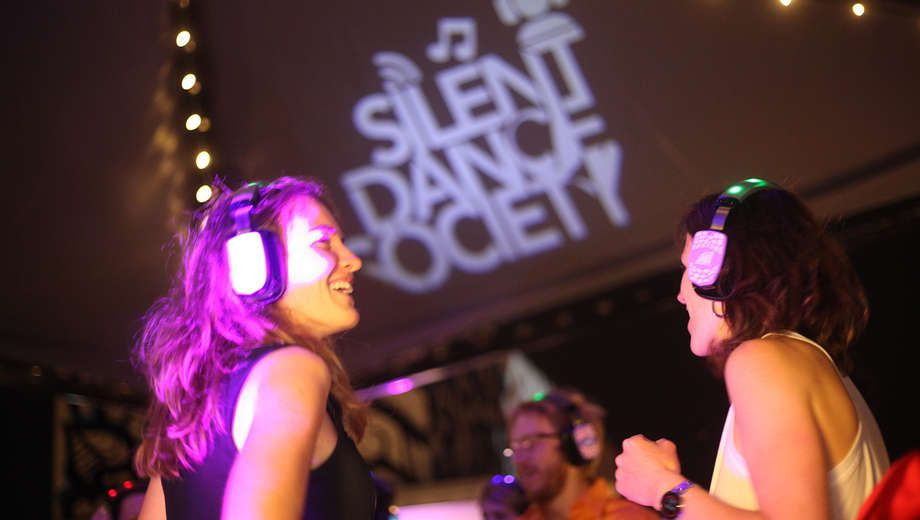 Silent Disco Dance Party: Groove to the Music You Choose, $8