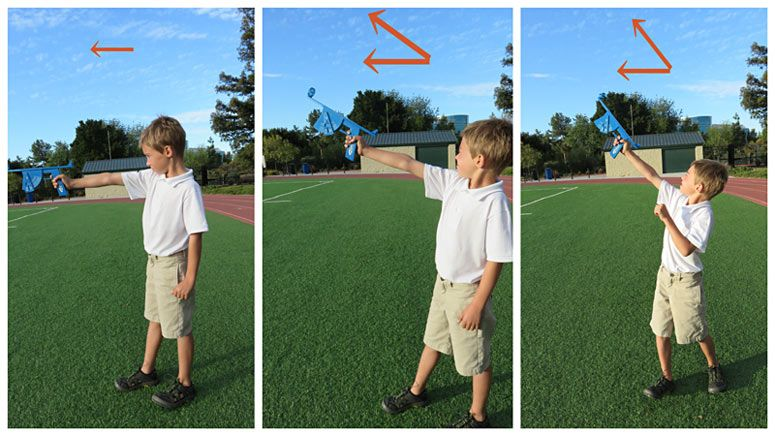 Using The Altitude Finder To Measure The Height A Bottle Rocket - Altitude finder