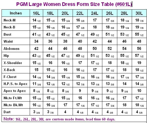 Industry Grade Women Plus Size Half Body Dress Form with ...
