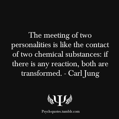 Our Chemical Reactionlove Two People Transformed Nothing