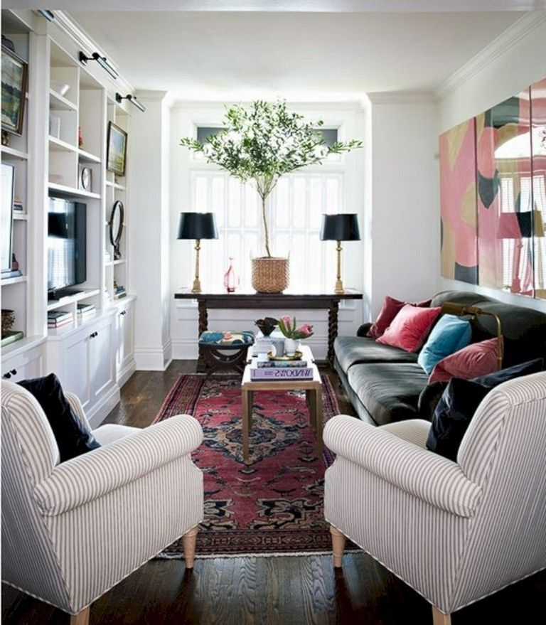 35 Luxury Living Room Designs For Small Spaces Living Room