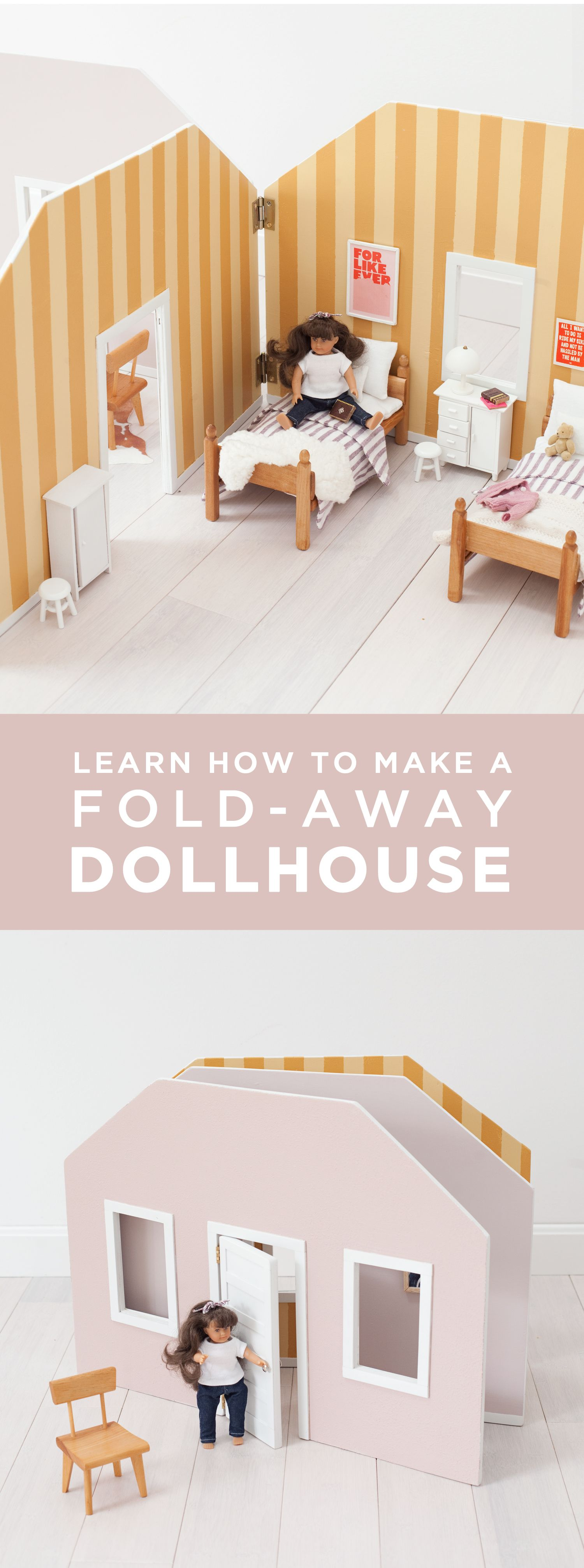 Car interior decoration toys  Foldaway dollhouse DIY  dibujopintura y manualidades  Pinterest