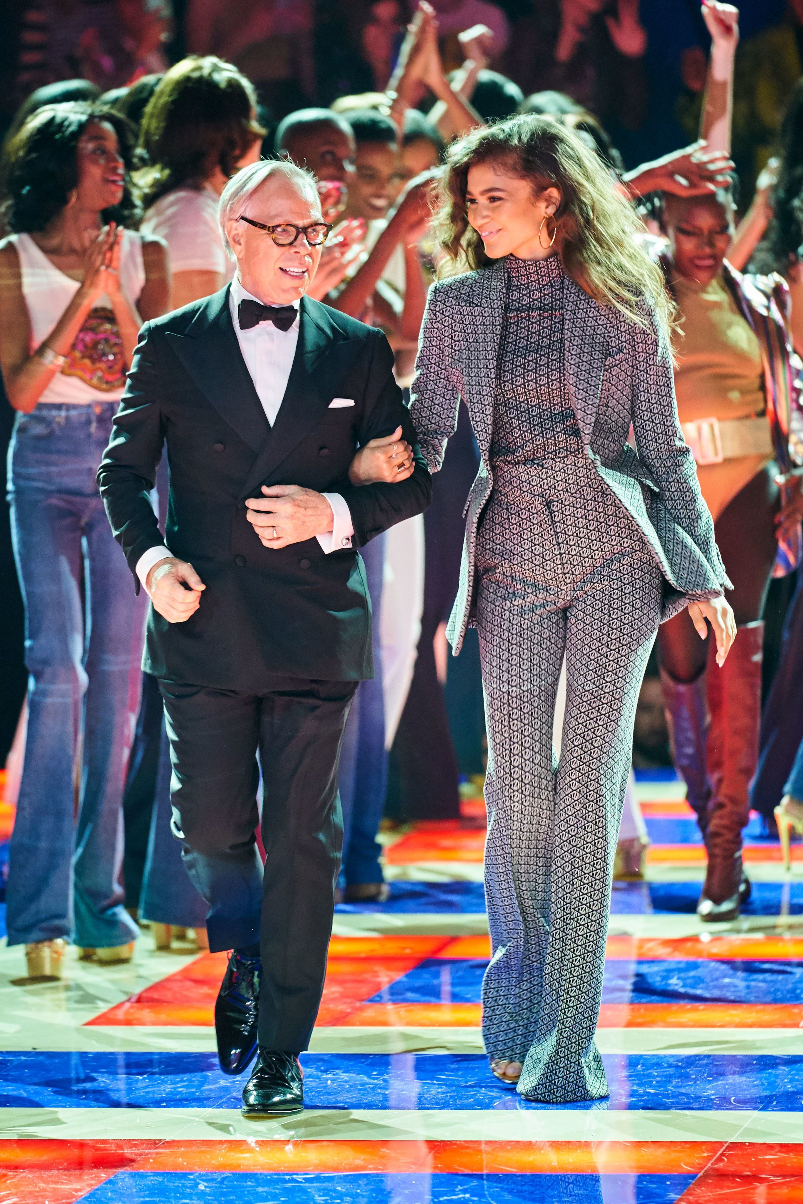 17a89925 Zendaya debuts her collaboration with Tommy Hilfiger | Style in 2019 ...
